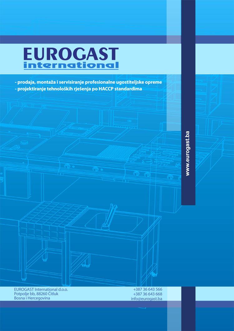Eurogast katalog - eurogast.ba