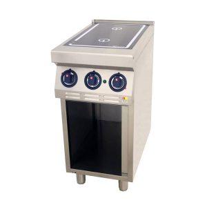 Indukcijski štednjak 400x700x900